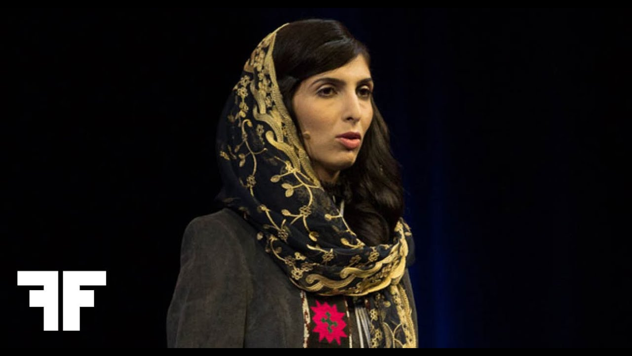 ROYA MAHBOOB | HOW AFGHAN WOMEN ARE CODING FOR ...