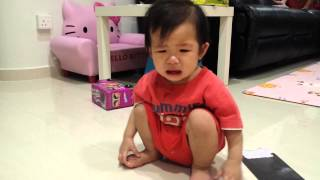 3 Apr 2014 - Kyara cries for her grandma Thumbnail