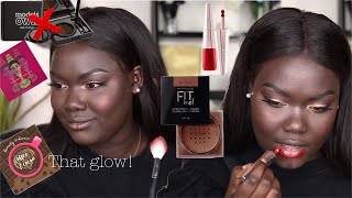 FULL FACE FIRST IMPRESSIONS: Stunna Lip + Juvias Place + Maybelline Loose Powder etc.