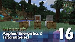 Applied Energistics 2 Tutorial #16 - Cutting Knife