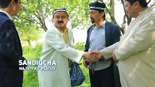 Sandiqcha (hajviy ko'rsatuv) | Сандикча (хажвий курсатув)
