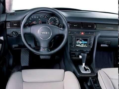 audi rs6 i c5 sedan exterior interior youtube. Black Bedroom Furniture Sets. Home Design Ideas