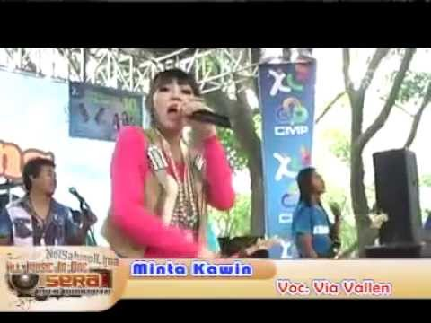 OM.SERA _Minta Kawin _ Via Vallen _ OM  SERA Live  Maospati 2014 www musikkoplosera blogspot com