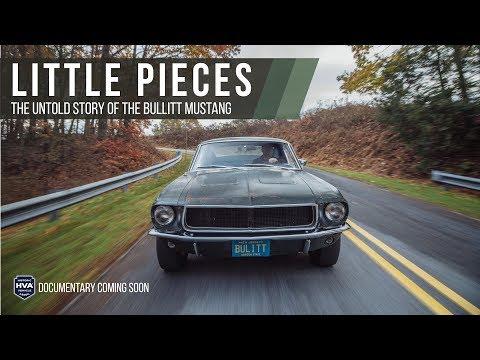 McQueen's Bullitt Mustang: Found at Last