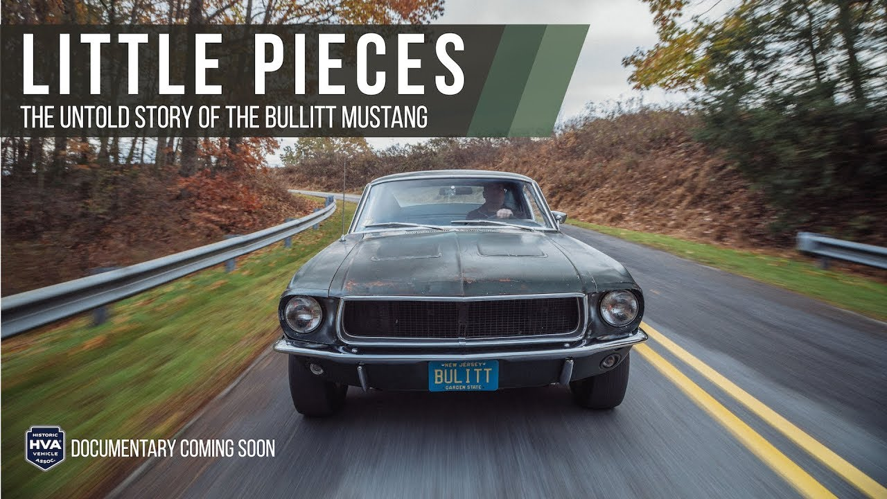 Mcqueen S Bullitt Mustang Found At Last Youtube