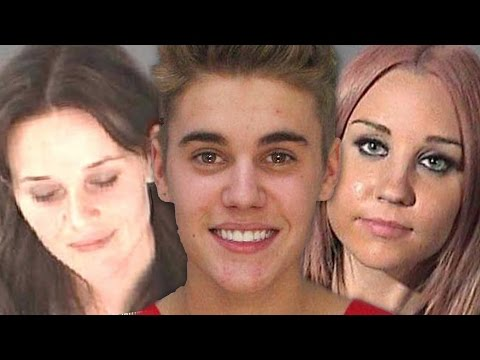 14 Celeb Arrests that Shocked Us