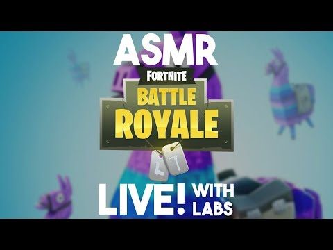 ASMR Gaming: Live! with Labs (Gum Chewing)