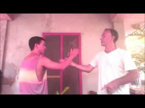 Combat Kinfe Stick Hand Kung Fu Arnis Escrima Training Camp Philippines