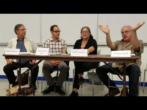 Left Forum 2017: Worker/Owner Coops: Doing Better Than Capitalism - Part 3 of 3