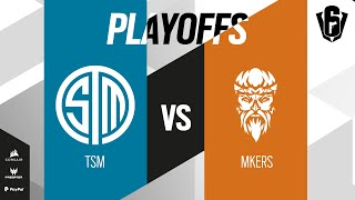 TSM VS Mkers // SIX INVITATIONAL 2021 – Playoffs – Day 8