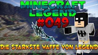 DIE STÄRKSTE WAFFE VON LEGEND! - MINECRAFT LEGEND #49 | GAMERSTIME