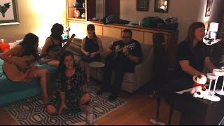 Let The Rain - Sara Bareilles (Cover by Hannah Moroz, Kirstyn Hippe, Whisper Sands, & the Hovens)