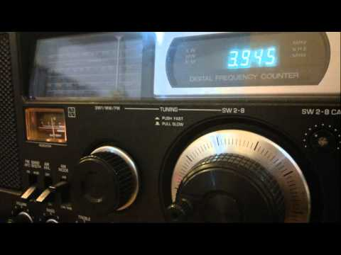 JOZ5 Radio Nikkei 2 (Chiba, Nagara, Japan) - 3945 kHz