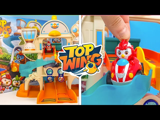 TOP WING ✈️ La PISTA delle MISSIONI [Apertura Giochi]
