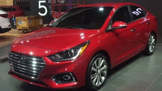 2018 Hyundai Accent Review Walkthrough, Features Specifications