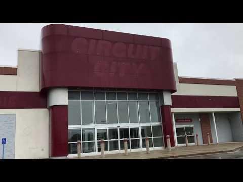 "Abandoned ""Circuit City"" Store - Columbus Ohio"