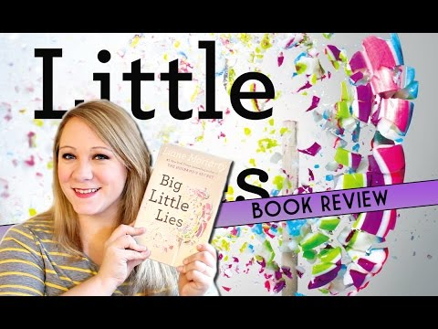 BIG LITTLE LIES BY LIANE MORIARTY| BOOK REVIEW & DICUSSION