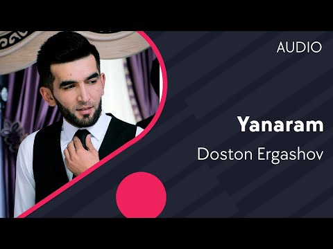 Doston Ergashov - Yanaram | Достон Эргашев - Янарам (music Version) #UydaQoling