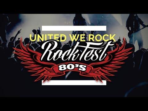 Rockfest 80's: Lineup Announced!
