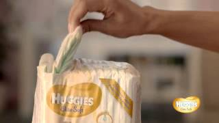Видео обзоры HUGGIES Elite Soft 2