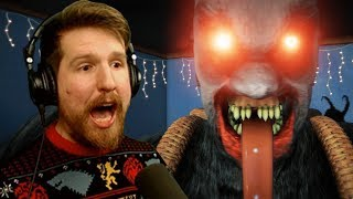 KRAMPUS IS HOME - Christmas Horror Game