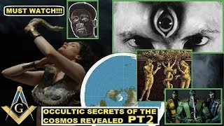 Tree of Life Secrets Revealed: Sacred Geometry, Cosmic Mother/Nut & The Trinity!!!