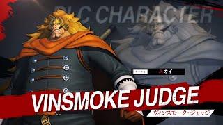 「ONE PIECE 海賊無双4」DLCキャラクター紹介映像~ジャッジ~ PS4/Nintendo Switch/XboxOne