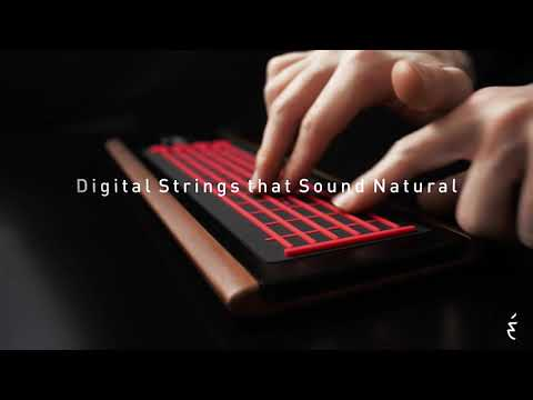 The Joué Grand Fretboard controller promises digital strings that play like they're real | MusicRadar