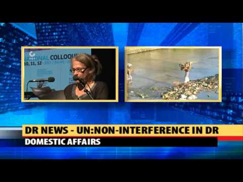 UN: Non Interference In Dominican Affairs