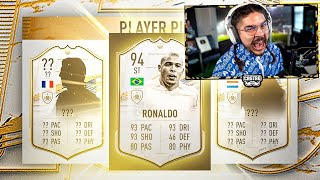 R9 IN A PLAYER PICK PACK!! FIFA 21