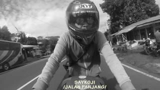 Video SAYKOJI - JALAN PANJANG ft. GUNTUR SIMBOLON (versi motor) download MP3, 3GP, MP4, WEBM, AVI, FLV November 2017