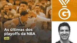Direto de Los Angeles, Paulo Antunes traz as ultimas dos playoffs da NBA