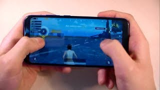 Игры Honor 10 (GTA:SanAndreas, PUBG:Mobile, Assassin'sCreed:Identity)