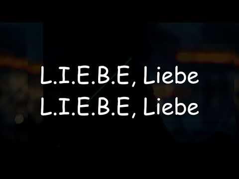 Moe Phoenix - L.I.E.B.E Lyrics