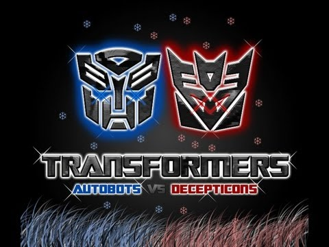 autobots vs decepticons part 2 youtube