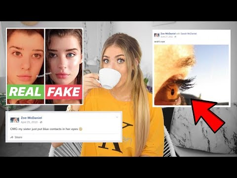 Sarah McDaniel is still LYING. (new proof)