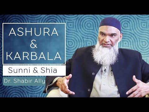 Ashura & Karbala: Differences between Shia & Sunni | Dr. Shabir Ally