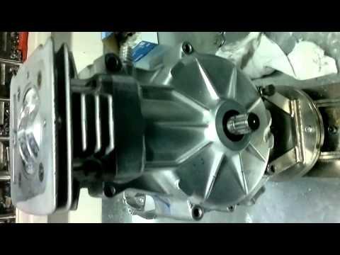 GM Speedway Engine tuning-500cm3, 11000rpm about 80hp piston