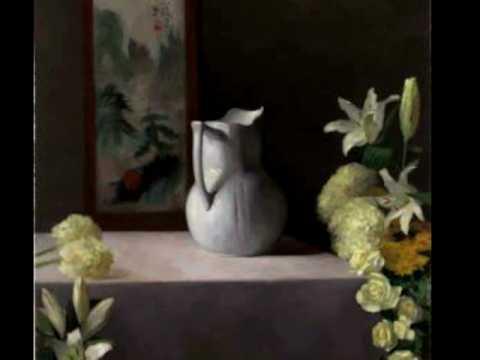 Dana Levin Portrait Painting, Contemporary Realism Artist