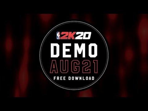 NBA 2K20 PRELUDE RELEASE DATE IS CONFIRMED NBA 2K20 DEMO COMING AUGUST 21ST CONFIRMED NEW 2K20 PARK!
