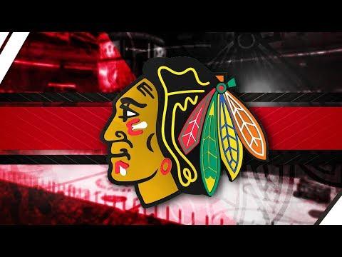 Chicago Blackhawks 2017-18 Goal Horn