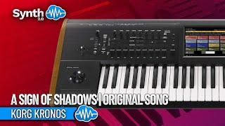 A Sign Of Shadows (Original song made on Korg Kronos by Dvorkys) - Space4keys team