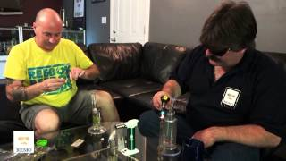 Dabbing Honey Oil with Bob
