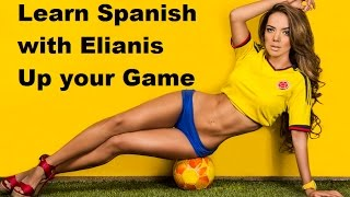 AmoLatina.com Spanish Lessons with Elianis Ep. 3