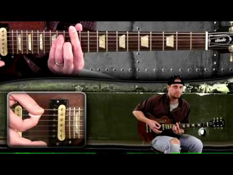 Elvis Presley - Heartbreak Hotel Guitar Lesson