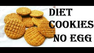 Best Weight Loss Cookie for Dieters: No Baking Powder Recipe