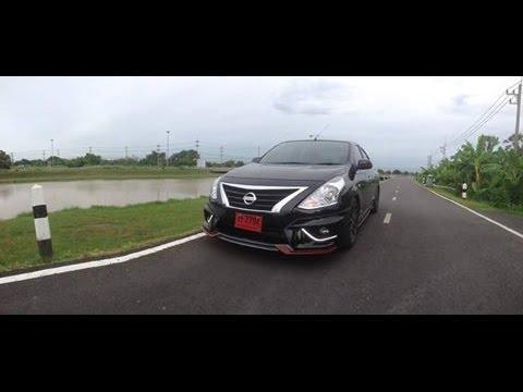 Nissan Almera nismo หนุกหนาน...หนึบหนับ