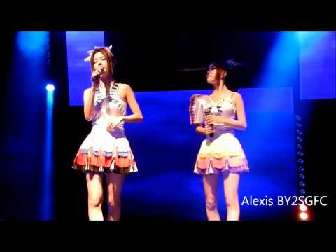BY2 演唱 我知道 Singapore Mini Concert @ TAB 26/5/2012