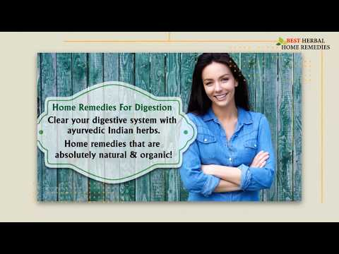 Best Herbal Home Remedies for Constipation, Men's Health, weight loss & Detoxification