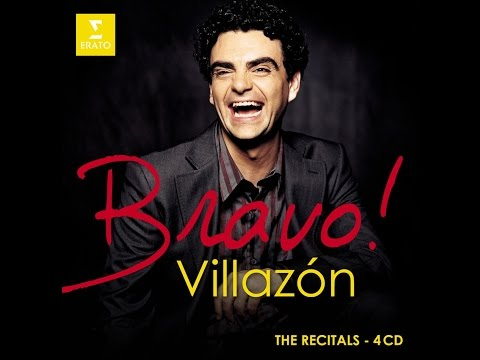 Rolando Villazón: Bravo! A collection of the tenor's greatest arias